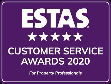 The Estas Supplier of the year 2020 Award