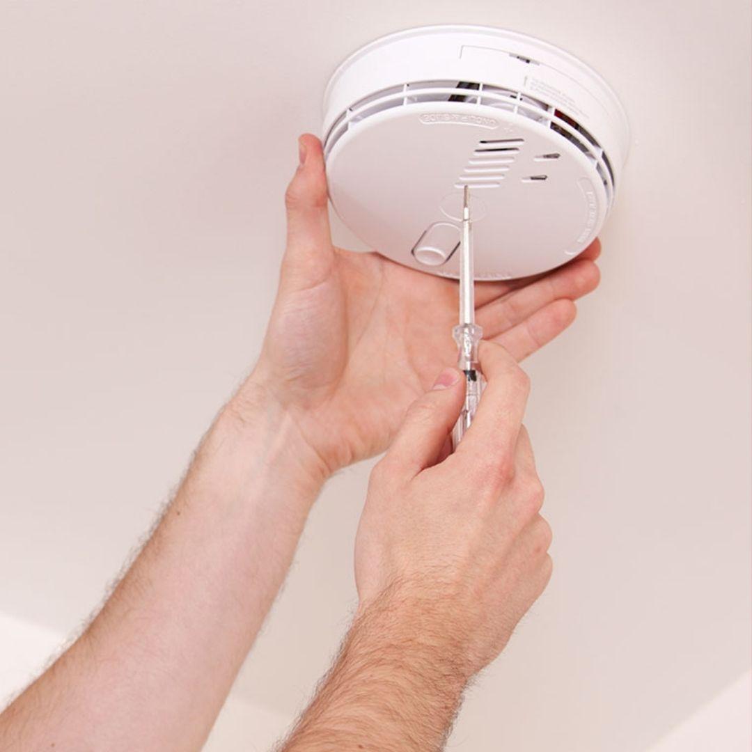 Smoke Detector testing, how often should smoke detectors get tested?
