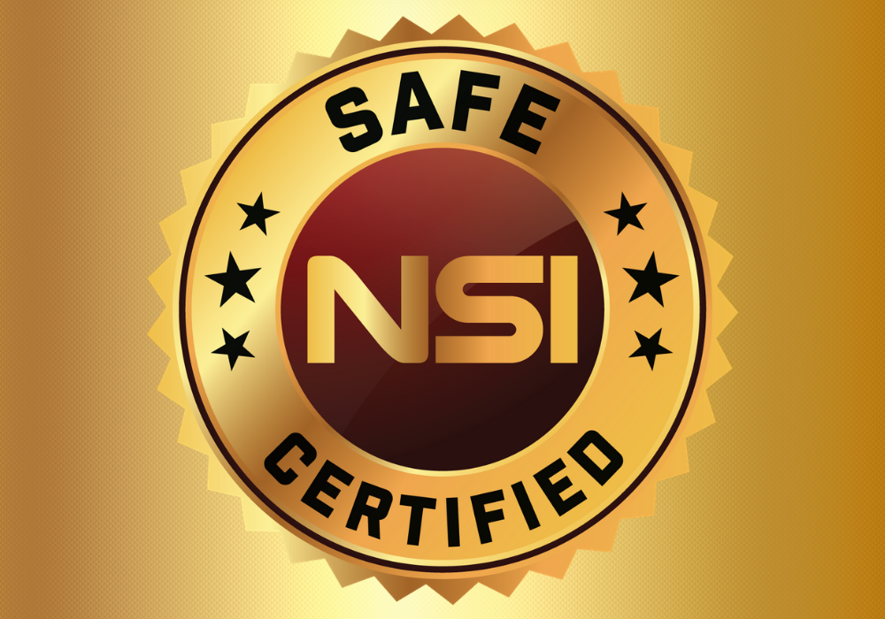 Are your properties SAFE Certified?